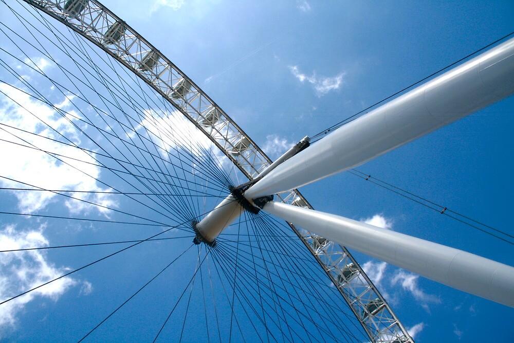 London Eye 1 by idenationarts
