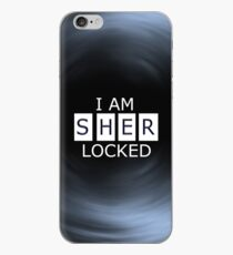 I AM SHER - LOCKED iPhone Case iPhone Case