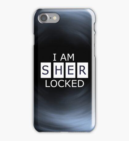 I AM SHER - LOCKED iPhone Case iPhone Case/Skin