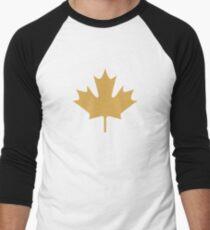 Maple Leaves - T-shirt Men's Baseball ¾ T-Shirt