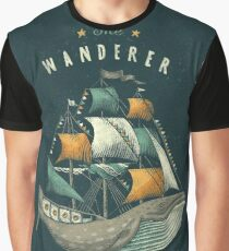 Whale   Petrol Grey Graphic T-Shirt