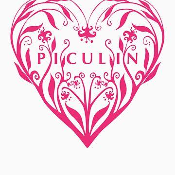 i love piculin by princessa