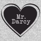 Mr. Darcy by erospsyche