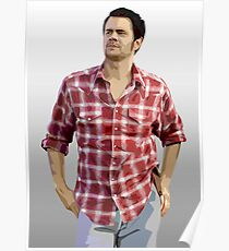 Johnny Knoxville Vector Poster