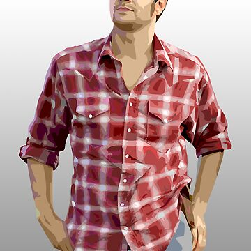 Johnny Knoxville Vector by Leebo616