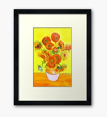 Vincent Framed Print