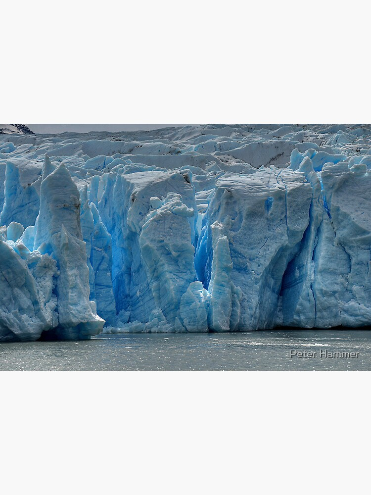 The Face of Grey Glacier by PeterH