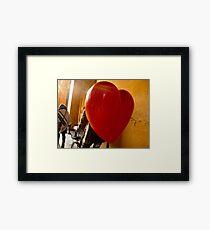 hearths Framed Print
