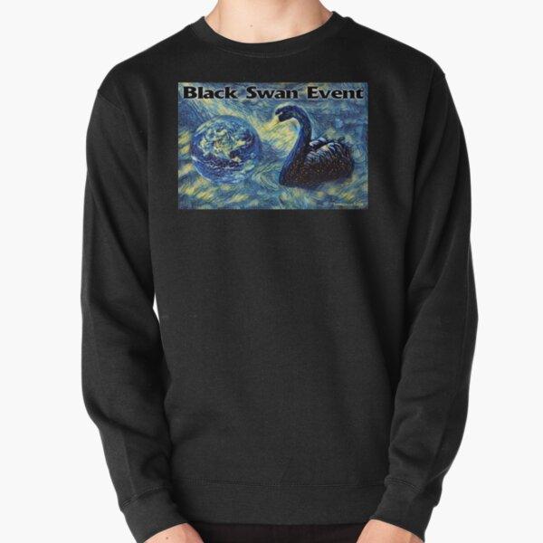 Black Swan Event Pullover Sweatshirt