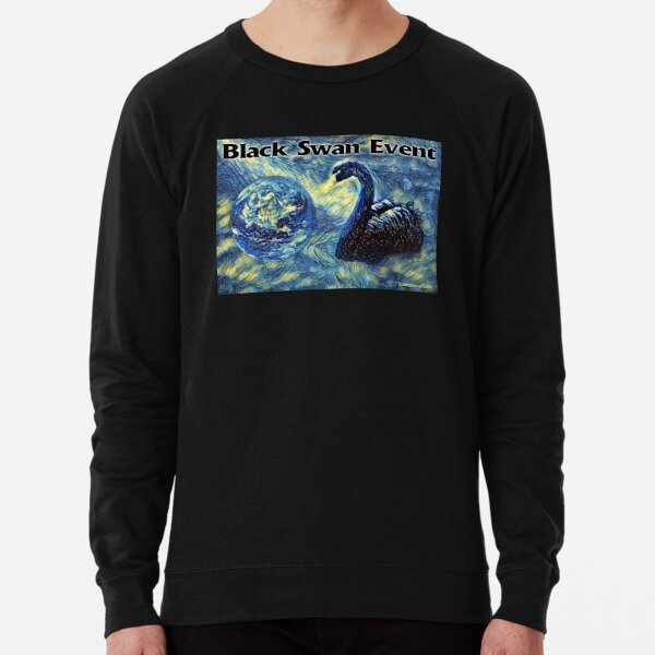 Black Swan Event Lightweight Sweatshirt