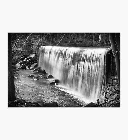 Manchaug Falls  Photographic Print