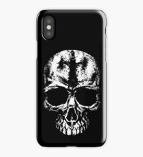 Painted skull iPhone Case/Skin