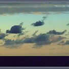 Evening clouds by dOlier