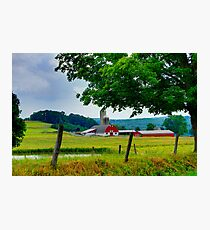 Give Me Something Country! Photographic Print