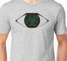Biohazard Eye Unisex T-Shirt