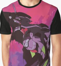 EVA 01 - Evangelion T-shirt / Poster / Phone case / Mug Graphic T-Shirt