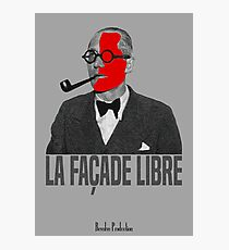 La Façade Libre Photographic Print
