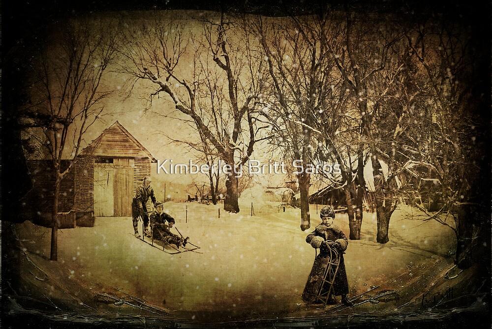 A Vintage Winter's Day by KBritt