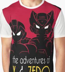 The Adventures of X & Zero Graphic T-Shirt