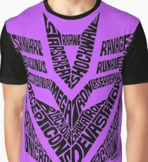 Transformers Decepticons Graphic T-Shirt
