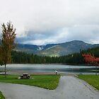 Lost Lake Whistler BC by AnnDixon