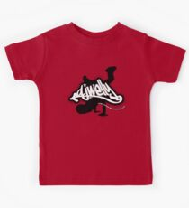 DJ Welly - Breaker Logo Kids Tee