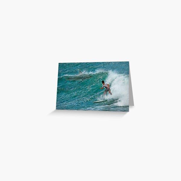 board bait Greeting Card