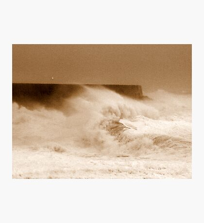 A Big One Photographic Print