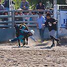 Moruya Rodeo New Years Day 2012 by TonySlattery