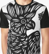 Cockatoo, Wall Art Graphic T-Shirt