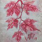 January Garnet Maples by linmarie