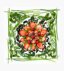Fresh Fruit Salad Photographic Print