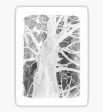 Abstract Tree 3 Sticker