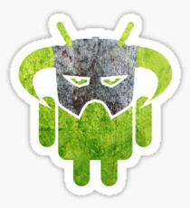 Dovahdroid Sticker