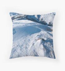Maurerkogel, Zell am See, Austria Throw Pillow