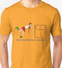 Pocket under construction Unisex T-Shirt