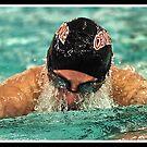 Center Grove vs Carmal Swimming 8 by Oscar Salinas