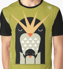 Love Penguin  Graphic T-Shirt