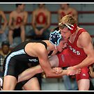 Center Grove vs Perry Meridian Wrestling 4 by Oscar Salinas
