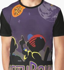 EARTHBOUND - First Steps Graphic T-Shirt