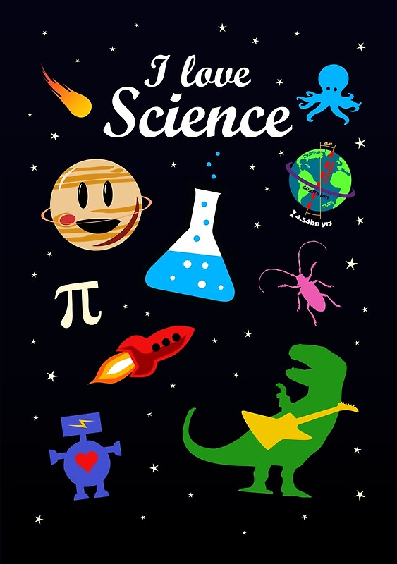 Image result for i love science