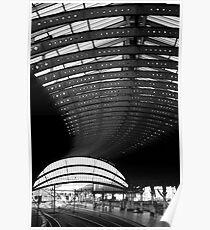 York train station  Poster