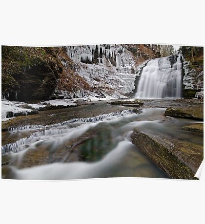Rexford Falls - December - 2011 Poster