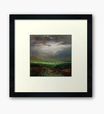 Glencoe Light Study Framed Print