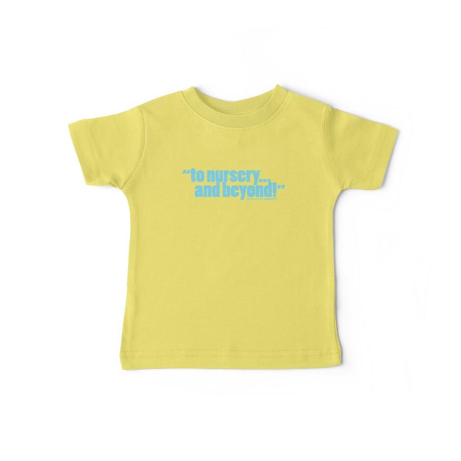 'to nursery...' by minimovienerd