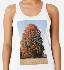 Autumn Tree Women's Tank Top
