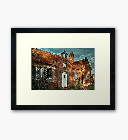 England AD1847 Framed Print