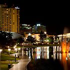 River Torrens by Darryl Leach