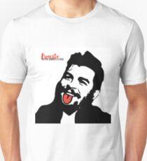 Ernesto Che Guevara Tongue Art T-Shirt