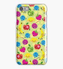 fun 'n fruity kawaii pattern for iPhone iPhone Case/Skin